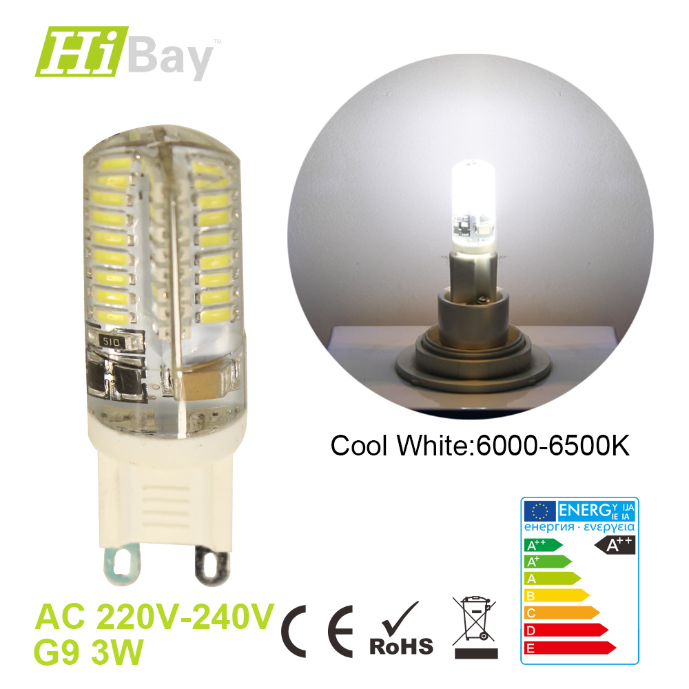 10 x 2w 3w g4 g9 led bulb capsule spotlight replace halogen lamp ac 240v acdc12v. Black Bedroom Furniture Sets. Home Design Ideas