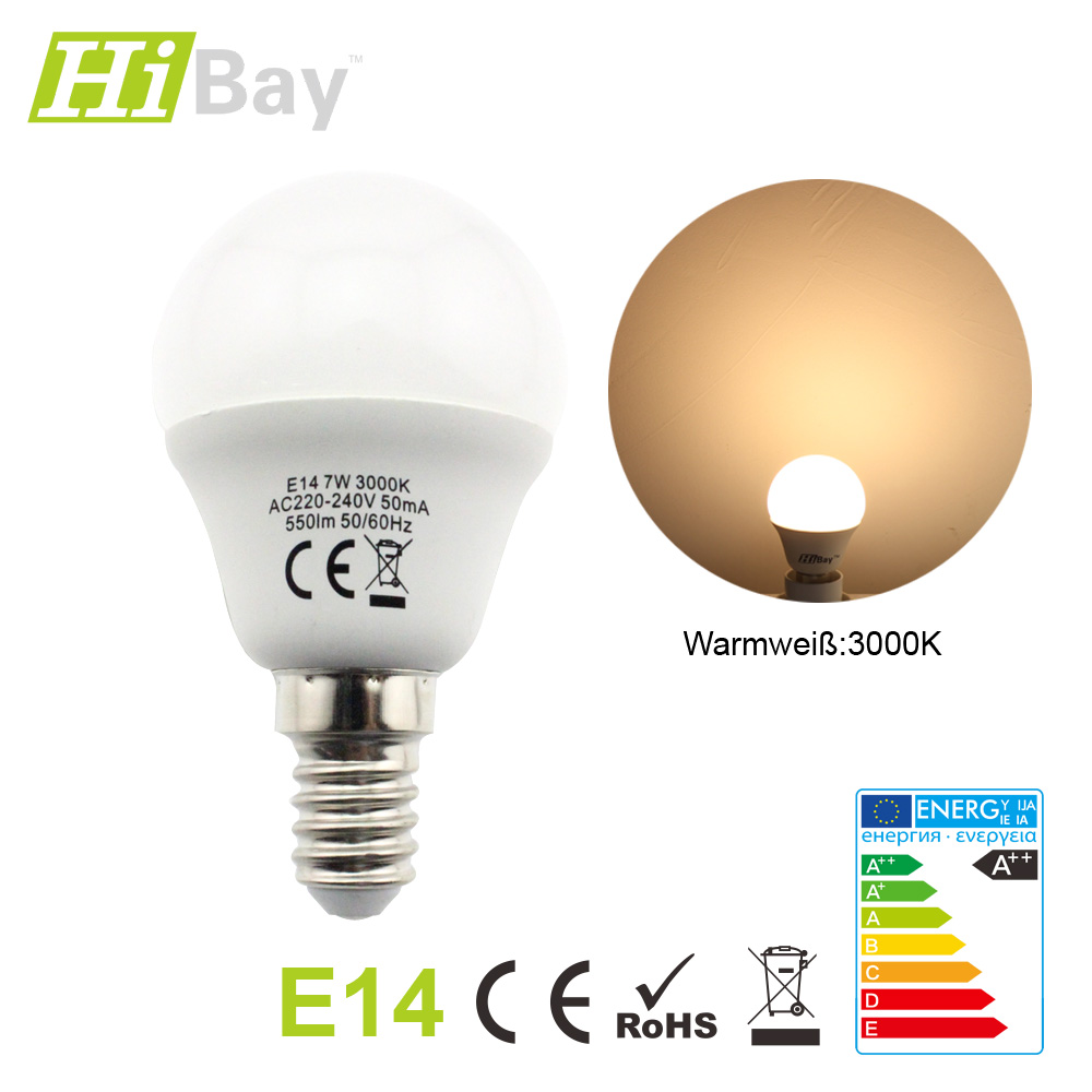 1 6 12er dimmbar e14 5w 7w led gl hbirne birne p45 r50 bulb kerzenlampe form ebay. Black Bedroom Furniture Sets. Home Design Ideas