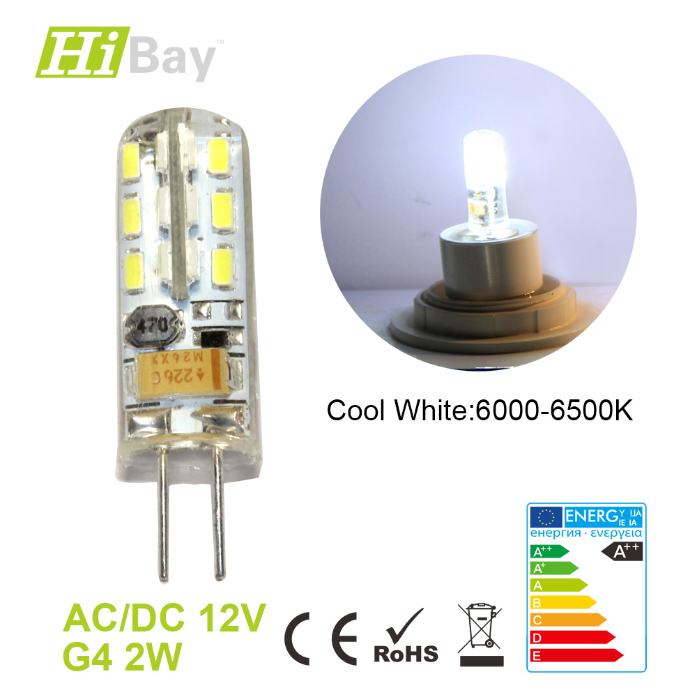 Led G4 G9 E14 Light Bulb Gu5 3 Capsule Lamp Replace