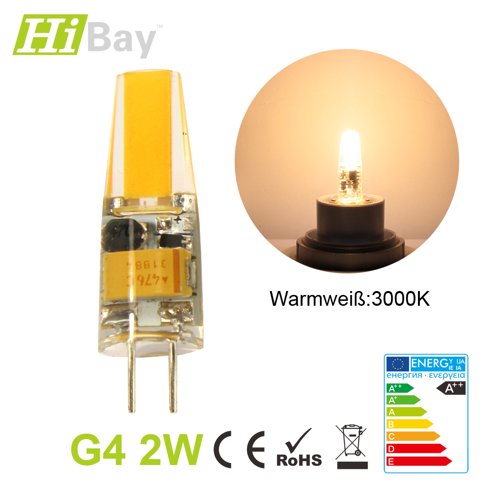 2w 3w g4 g9 stiftsockel leuchte led lampe birne sockel leuchtmittel ac 12v 230v ebay. Black Bedroom Furniture Sets. Home Design Ideas
