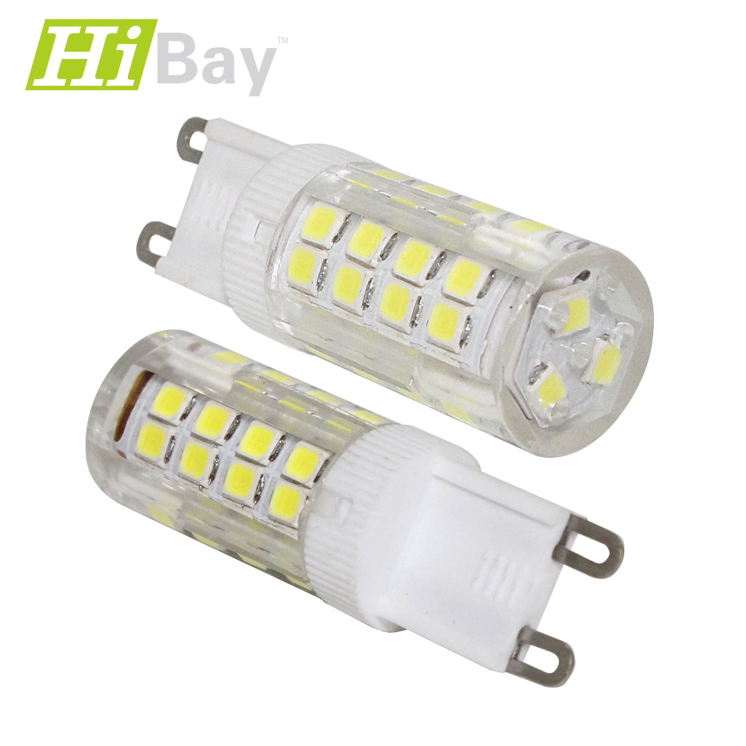 ceramic g9 5w led bulb 51smd 2835 capsule replace halogen warm cool ac220 240v ebay. Black Bedroom Furniture Sets. Home Design Ideas