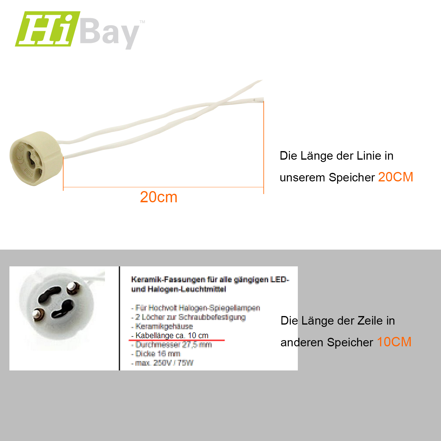 Outdoor Flood Light Burns Out Quickly: MR16 GU5.3 GU10 Socket Lamp Holder Fitting Base Wire